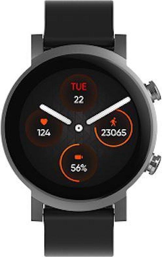 Ticwatch E3 Wear OS Smartwatch 1GB / ROM: 8GB IP68 GPS SPo2 sporthorloge
