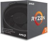 PROCESSOR AMD AM4 RYZEN 3 1200 4X3.4GHZ/10MB BOX