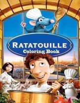 Ratatouille Coloring Book