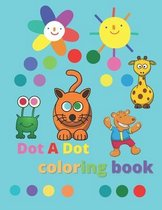 Dot a Dot coloring book
