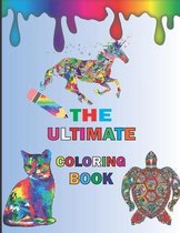 The Ultimate Coloring Book
