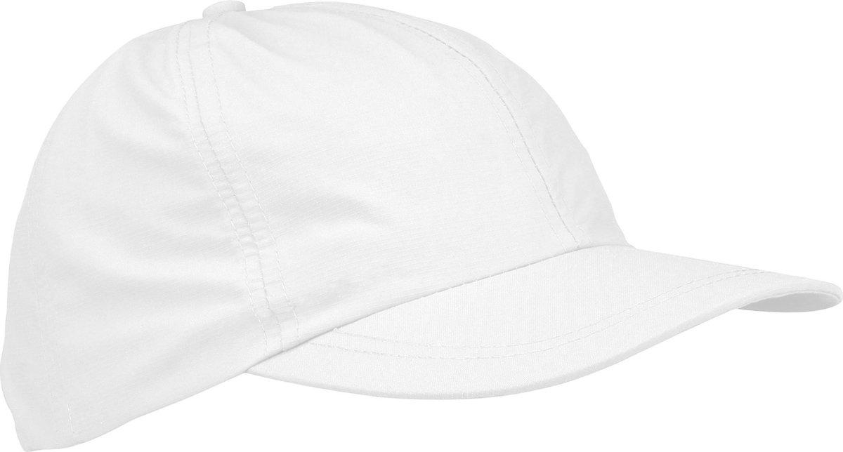 New Port Baseballcap Summer Senior - Slim Fit - Wit