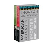 Omslag The Norton Anthology of American Literature. Shorter Edition