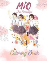 Mio The Beautiful - Coloring Book