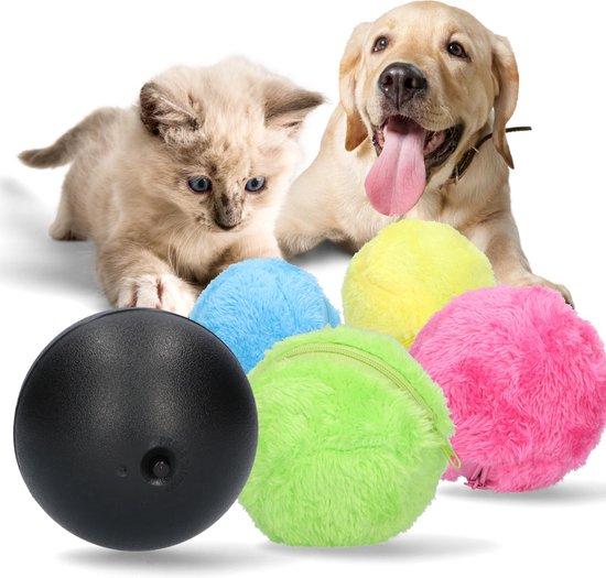 Petloverz Magic Roller Ball – Honden Speelgoed