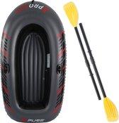 Dragon Sports XPRO 300 – opblaasboot – 2-3 persoons - inclusief - peddels – rubberboot - opblaasbare boot
