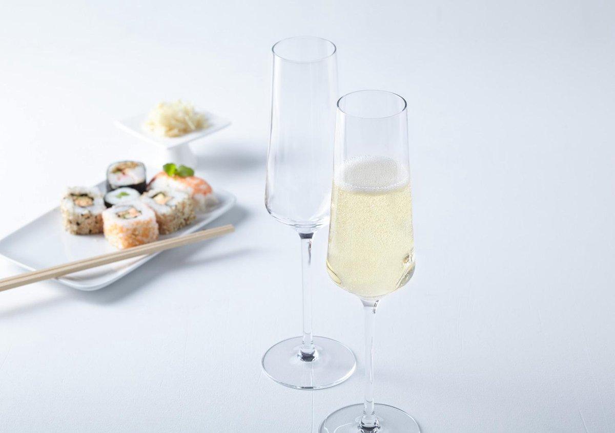 Champagne-/Prosecco glazen Leonardo Puccini