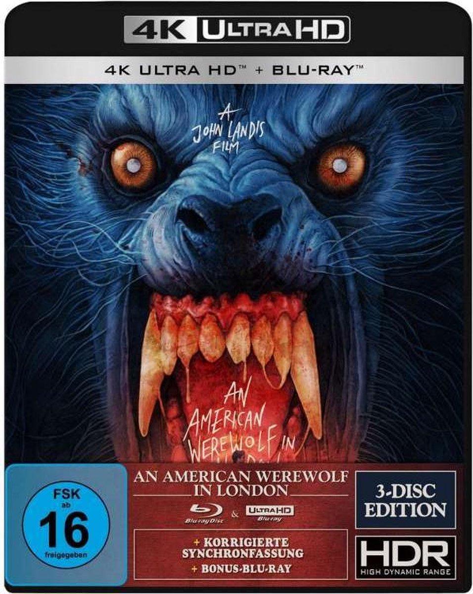 An American Werewolf in London (Ultra HD Blu-ray & Blu-ray)-