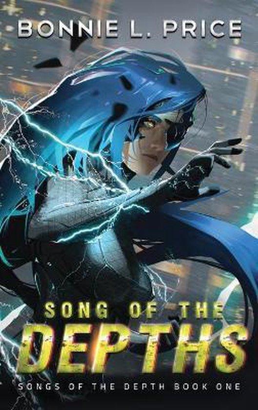 Boek cover Song of the Depths van Bonnie L Price (Hardcover)