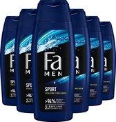 Fa Shower gel Sport - 6 stuks