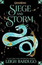 Boek cover Siege and Storm van Leigh Bardugo (Hardcover)