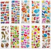 Stickers / Stickervellen / 3D / 3 Stickers / Beloningsticker / Plassticker / Plas / Kinderen / Kinderstickers / Dagboekstickers / Feestje / Verjaardag / Feest / Gift / Birthday / Laptopsticker / Funny / Helmsticker