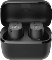Sennheiser CX True Wireless - Volledig draadloze oordopjes - Zwart