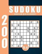 Sudoku Erwachsene Medium Bis Schwer Band 6