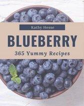 365 Yummy Blueberry Recipes
