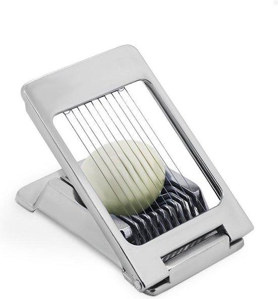 Eiersnijder - Egg Slicer - Champignonsnijder - RVS