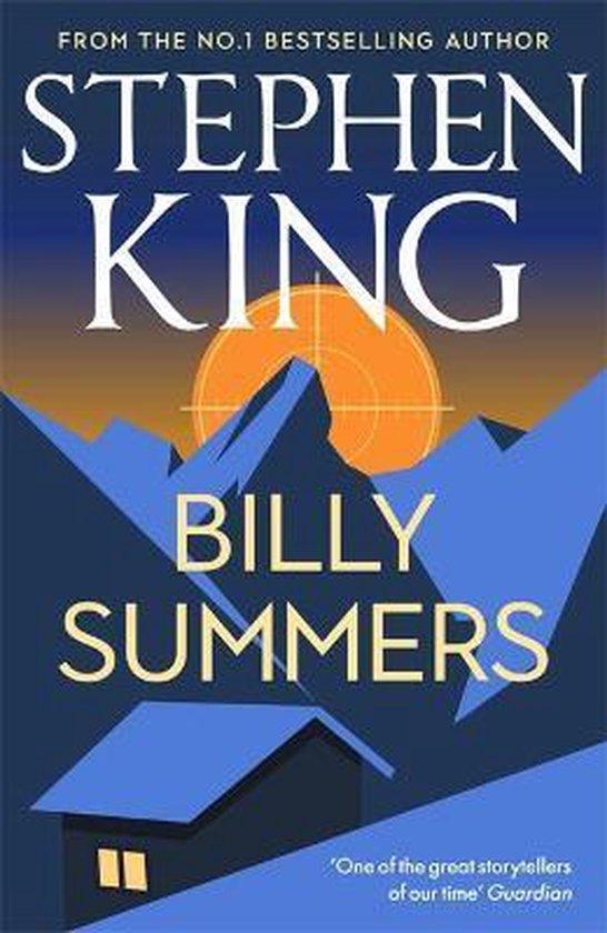 Boek cover Billy Summers van Stephen King (Hardcover)