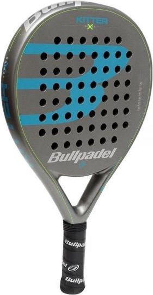 Bullpadel Kitter Padel Racket Blauw