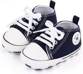 Baby Schoenen - Pasgeboren Babyschoenen - Meisjes/Jongens - Eerste Baby Schoentjes - 0-12 maanden - Zachte Zool Antislip - Baby slofjes 12cm