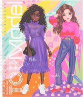 Create your TOPModel kleurboek