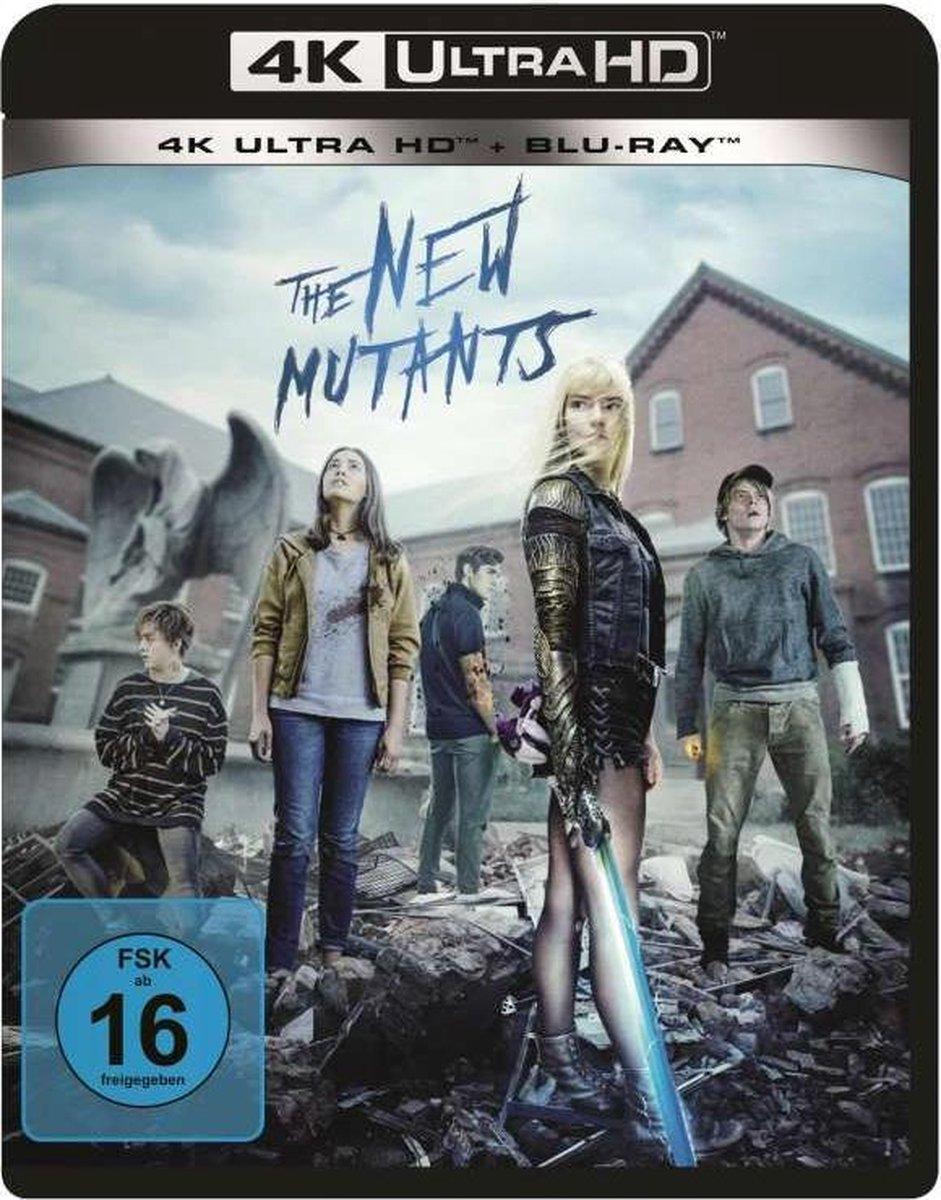 The New Mutants (Ultra HD Blu-ray & Blu-ray)-
