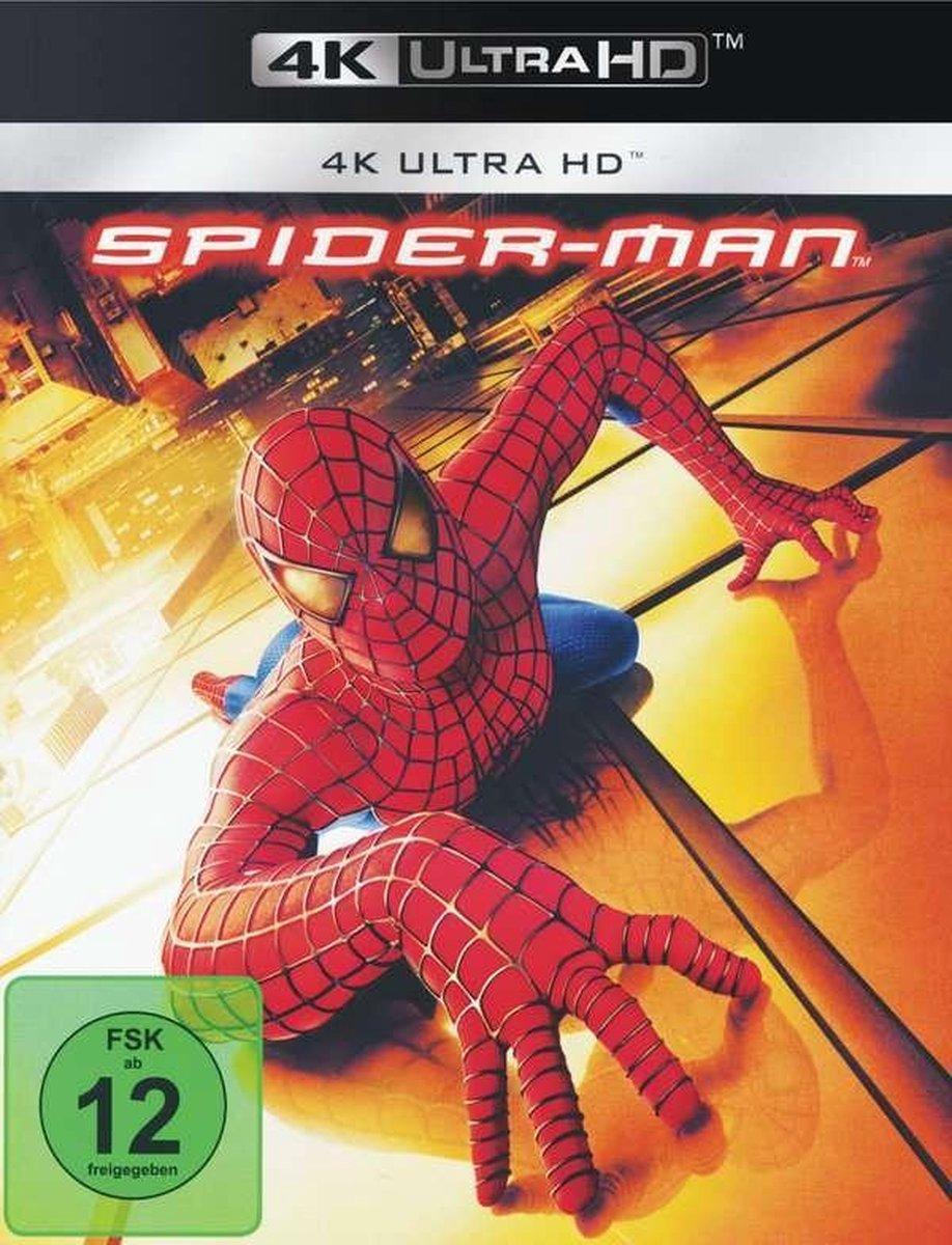 Spider-Man (Ultra HD Blu-ray)-
