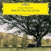 CD cover van Bach: The Art of Life van Daniil Trifonov
