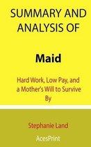 Summary and Analysis of Maid