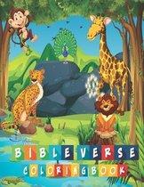 Bible Verse Coloring Book