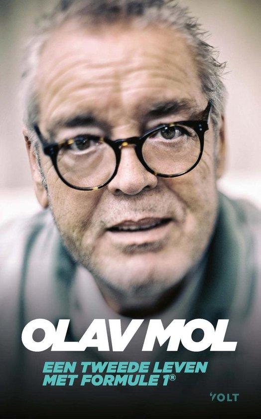 Boek cover Een tweede leven met Formule 1 van Olav Mol (Onbekend)