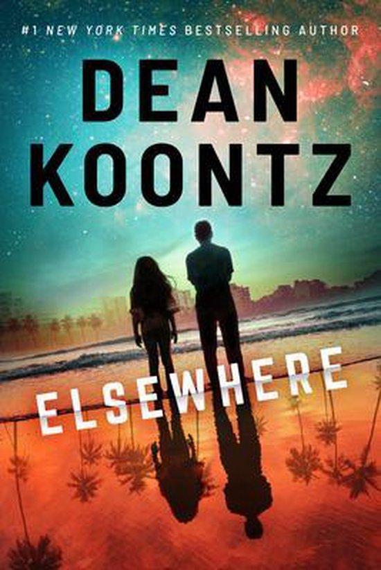 Boek cover Elsewhere van Dean Koontz (Paperback)