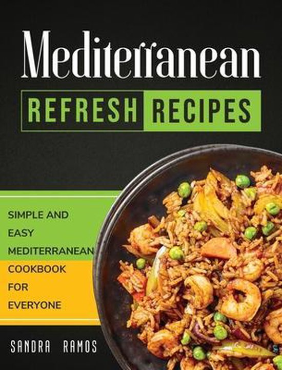 Mediterranean Refresh Recipes