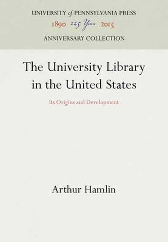 The University Library in the United States
