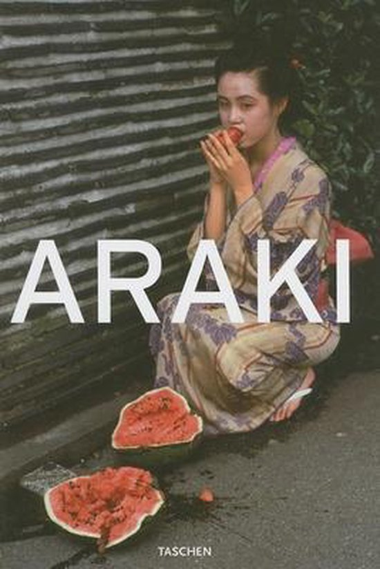 Boek cover Araki van Jerome Sana (Hardcover)