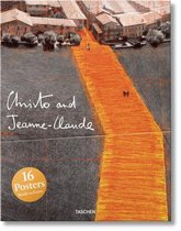 Christo and Jeanne-Claude. Poster Set