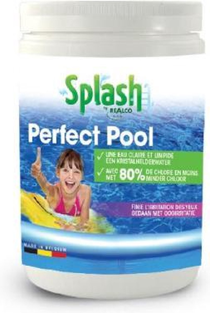 Splash perfect pool 1 kg