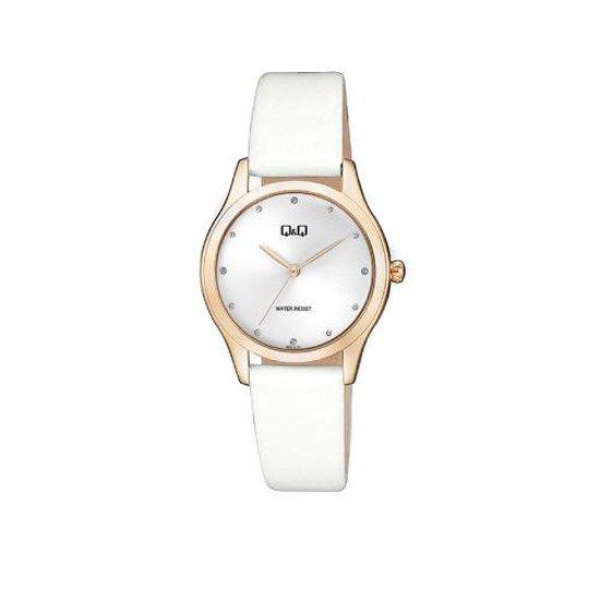 Q&Q by Citizen - Qz51j111y Dames horloge - 32 mm - Rosé