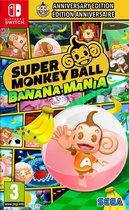 Super Monkey Ball Banana Mania - Anniversary Edition - Nintendo Switch