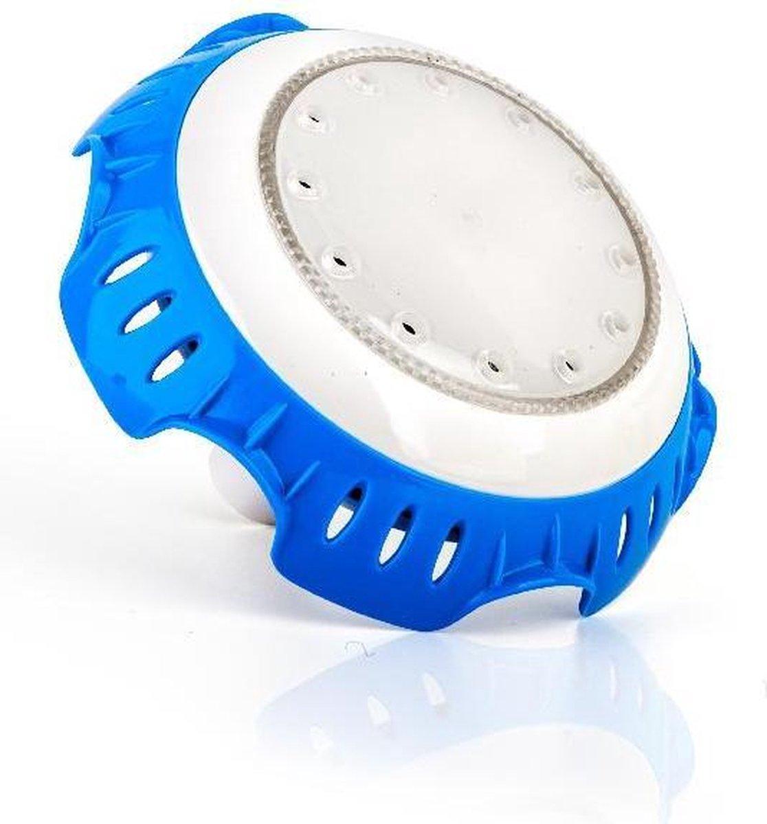 Gre zwembadlamp LED verlichting kleur voor stalenwand baden