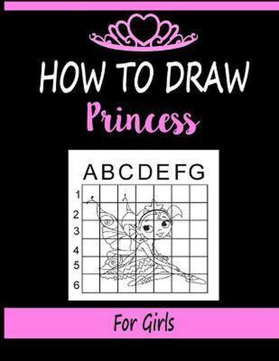 How to draw Princess for Girls