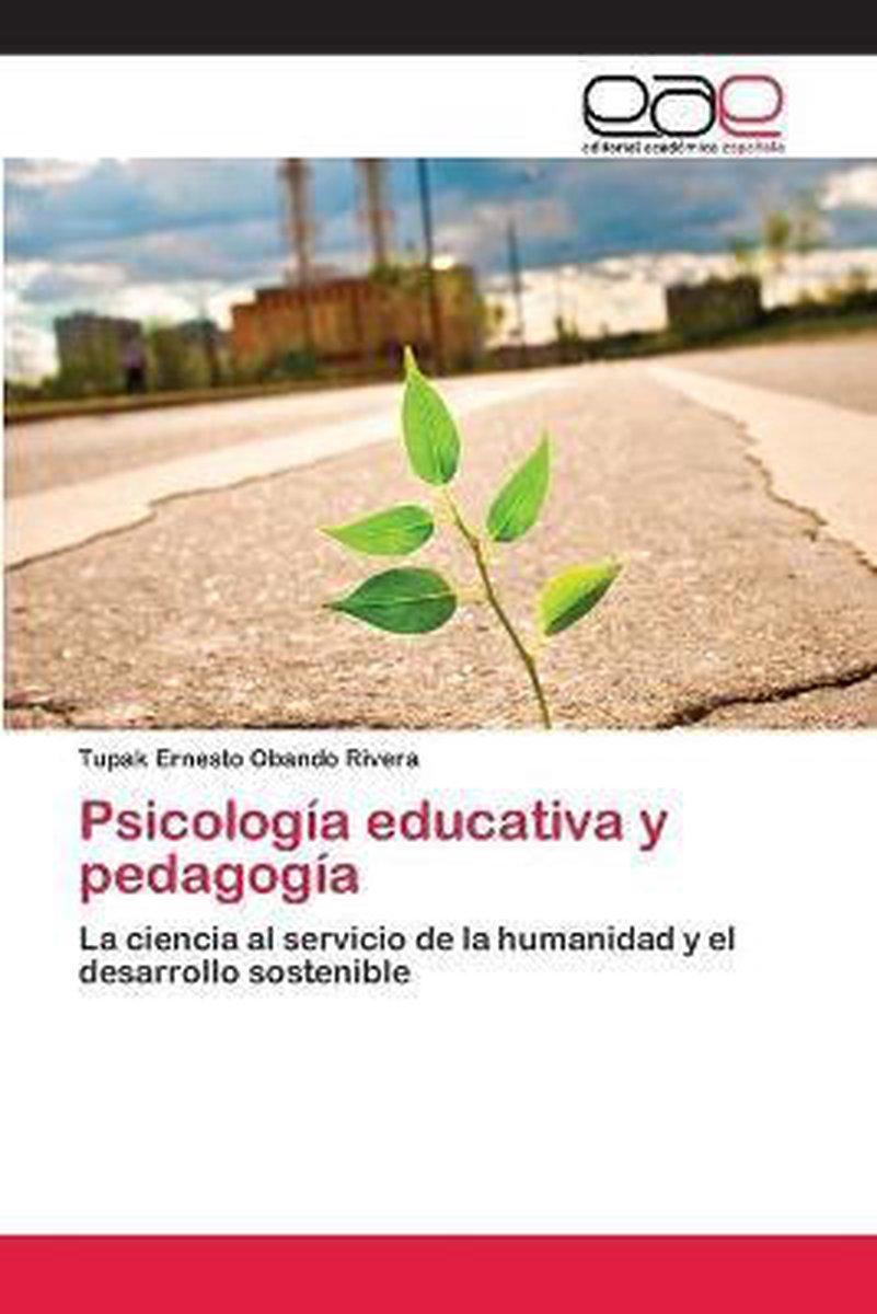 Psicologia educativa y pedagogia