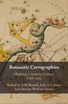 Omslag Romantic Cartographies
