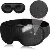 Homefy Luxe Slaapmasker - 100% Verduisterend - 3D