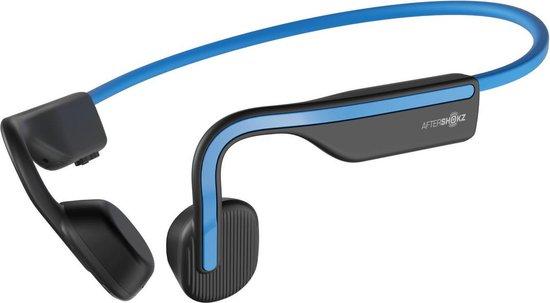 Aftershokz OpenMove Bone conduction hoofdtelefoon - Elevation Blue