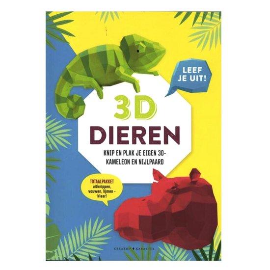 Leef je uit  -   3D Dieren
