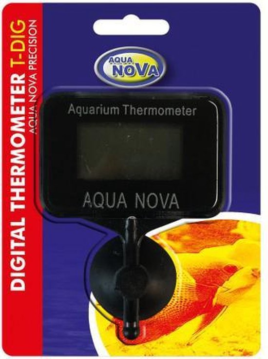 Aqua Nova - Aquarium - Digitale thermometer