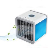 Auctic -  2 in 1 Mobiele Airco - Luchtbevochtiger - Aircooler/Luchtkoeler - Mini Airco