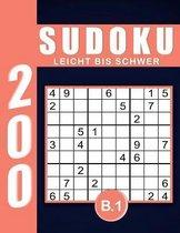 Sudoku Erwachsene Leicht Bis Schwer Band 1