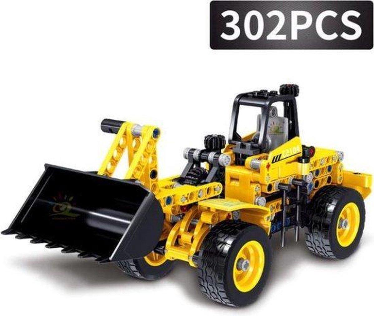 Technisch Lego - Technic - geschikt voor LEGO - Bouwplaats - Shovel