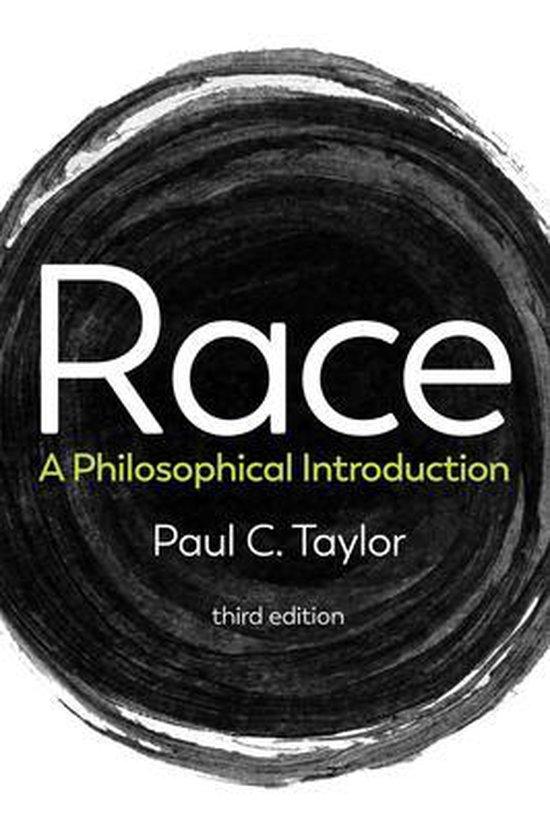 Boek cover Race van Paul C. Taylor (Paperback)